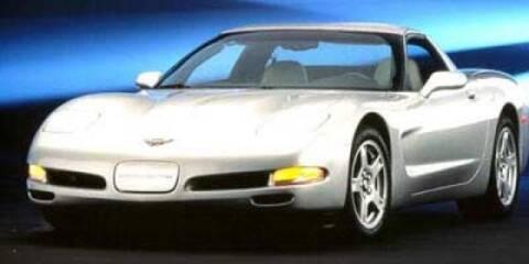 1998 Chevrolet Corvette for sale at JEFF HAAS MAZDA in Houston TX