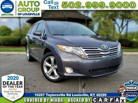 2011 Toyota Venza for sale at Auto Group of Louisville in Louisville KY