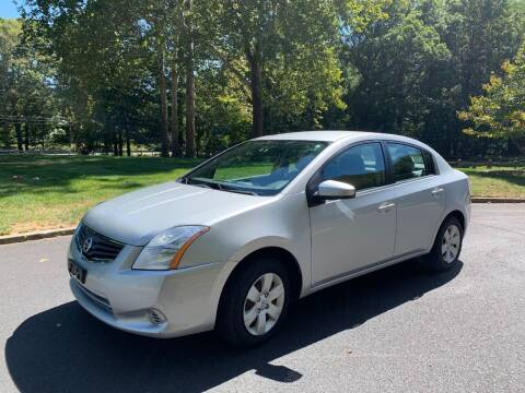 2011 Nissan Sentra for sale at Bowie Motor Co in Bowie MD
