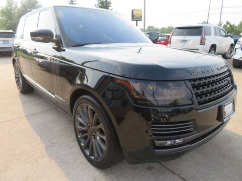 2017 Land Rover Range Rover for sale at Import Exchange in Mokena IL