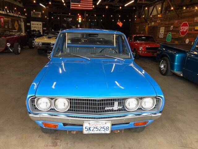 1976 Datsun Pickup for sale at Route 40 Classics in Citrus Heights CA