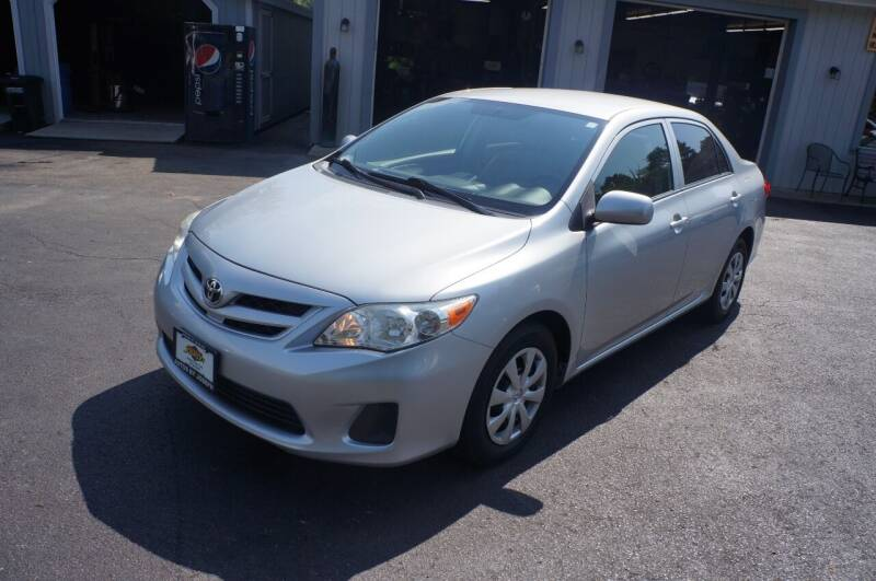 2013 Toyota Corolla for sale at Autos By Joseph Inc in Highland NY