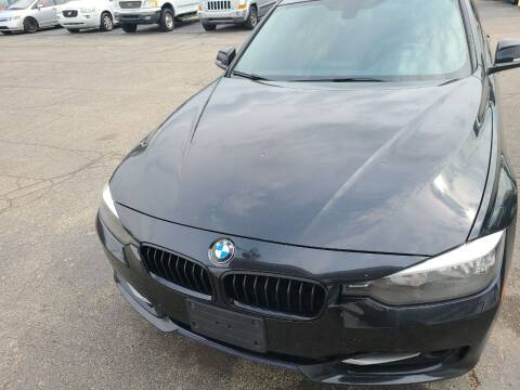 2014 BMW 3 Series for sale at All State Auto Sales, INC in Kentwood MI