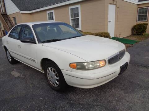 2001 Buick Century for sale at Liberty Motors in Chesapeake VA