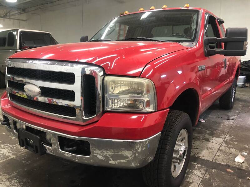 2007 Ford F-250 Super Duty for sale at Paley Auto Group in Columbus OH