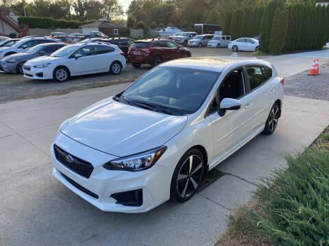2019 Subaru Impreza for sale at VITALIYS AUTO SALES in Chicopee MA