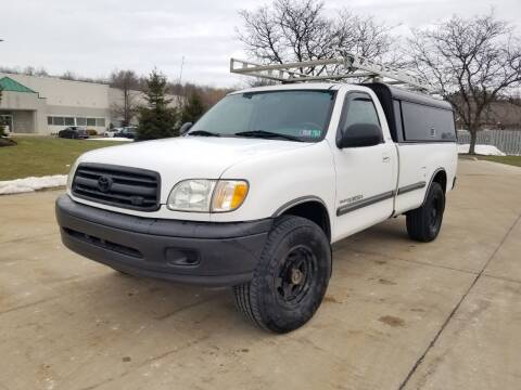 2002 Toyota Tundra for sale at Lease Car Sales 3 in Warrensville Heights OH