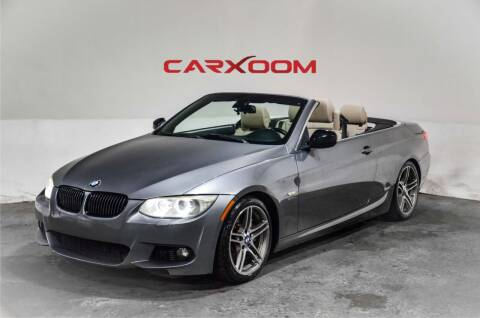 2011 BMW 3 Series for sale at CarXoom in Marietta GA