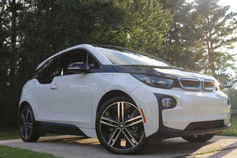 2015 BMW i3 for sale at Evolve Autos, LLC in Lawrenceville GA