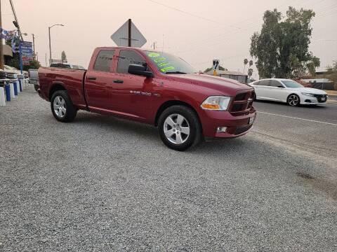 2012 RAM Ram Pickup 1500 for sale at La Playita Auto Sales Tulare in Tulare CA