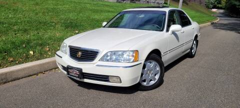 2002 Acura RL for sale at ENVY MOTORS in Paterson NJ