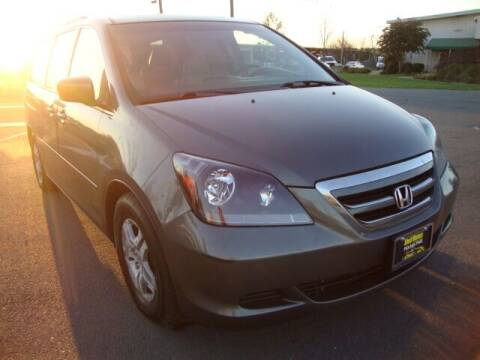 2007 Honda Odyssey for sale at Shell Motors in Chantilly VA