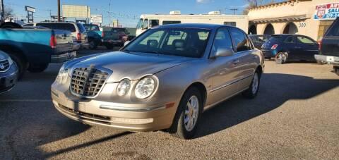 2004 Kia Amanti for sale at One Community Auto LLC in Albuquerque NM