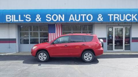 2012 Toyota RAV4 for sale at Bill's & Son Auto/Truck Inc in Ravenna OH