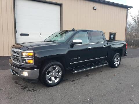 2015 Chevrolet Silverado 1500 for sale at Massirio Enterprises in Middletown CT