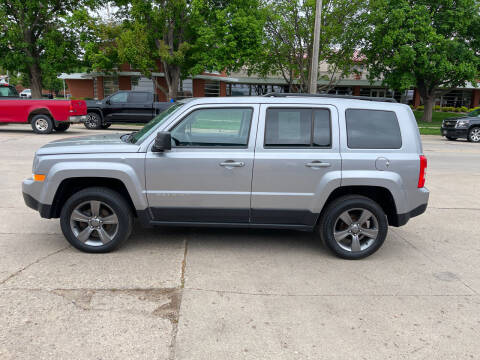 2015 Jeep Patriot for sale at Mulder Auto Tire and Lube in Orange City IA