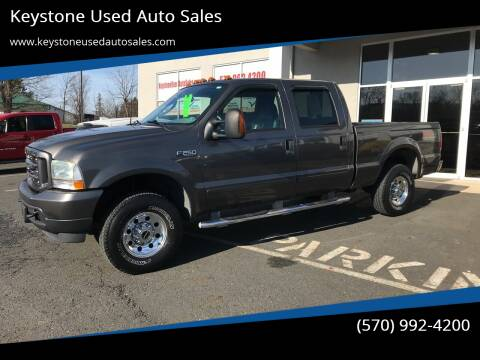 2003 Ford F-250 Super Duty for sale at Keystone Used Auto Sales in Brodheadsville PA