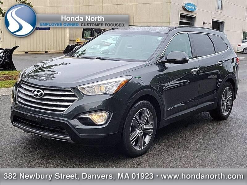 2013 Hyundai Santa Fe for sale at 1 North Preowned in Danvers MA