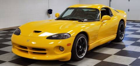 2001 Dodge Viper for sale at 920 Automotive in Watertown WI