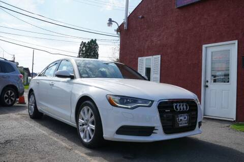 2015 Audi A6 for sale at HD Auto Sales Corp. in Reading PA