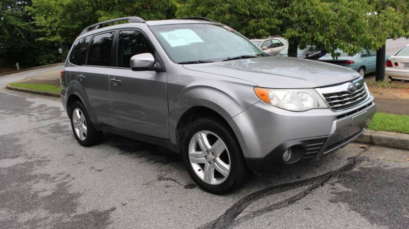 2009 Subaru Forester for sale at NORCROSS MOTORSPORTS in Norcross GA