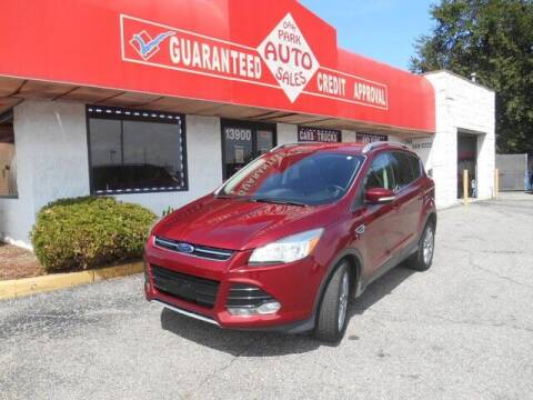 2014 Ford Escape for sale at Oak Park Auto Sales in Oak Park MI