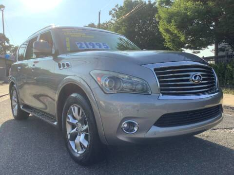 2011 Infiniti QX56 for sale at Active Auto Sales Inc in Philadelphia PA