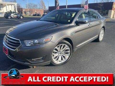 2017 Ford Taurus for sale at World Class Auto Exchange in Lansdowne PA