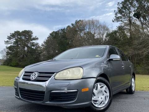 2006 Volkswagen Jetta for sale at Global Pre-Owned in Fayetteville GA