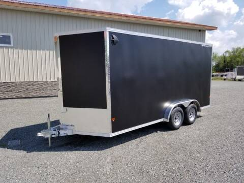 2020 Cargo Pro 7.5x16+2 7K for sale at Trailer World in Brookfield NS