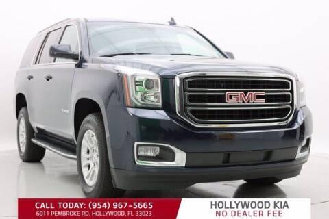 2018 GMC Yukon for sale at JumboAutoGroup.com in Hollywood FL