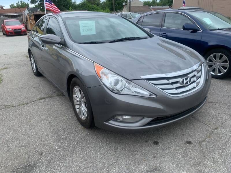 2011 Hyundai Sonata for sale at Honest Abe Auto Sales 2 in Indianapolis IN