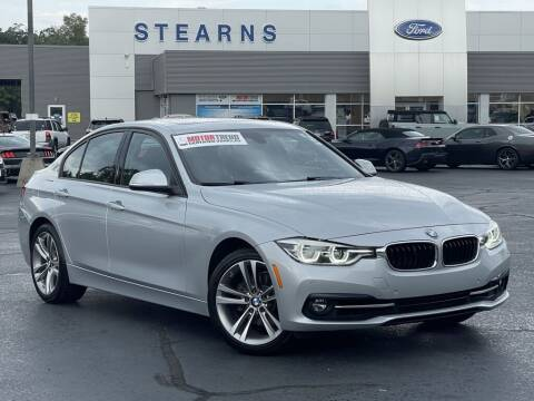 2016 BMW 3 Series for sale at Stearns Ford in Burlington NC