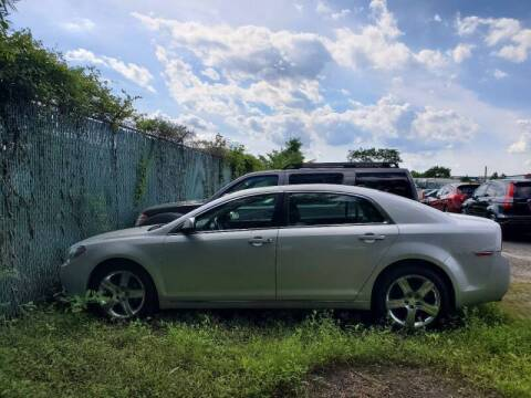 2011 Chevrolet Malibu for sale at M & M Auto Brokers in Chantilly VA