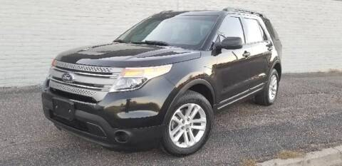 2015 Ford Explorer for sale at LA Motors LLC in Denver CO