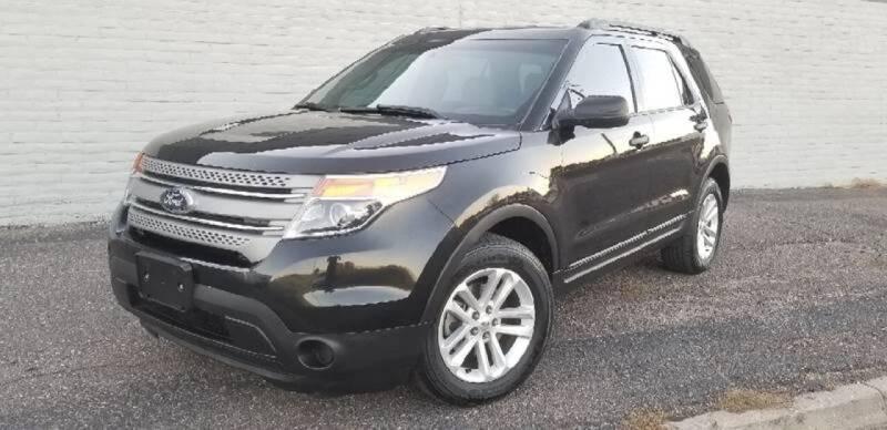 2015 Ford Explorer for sale at LA Motors LLC in Denver CO