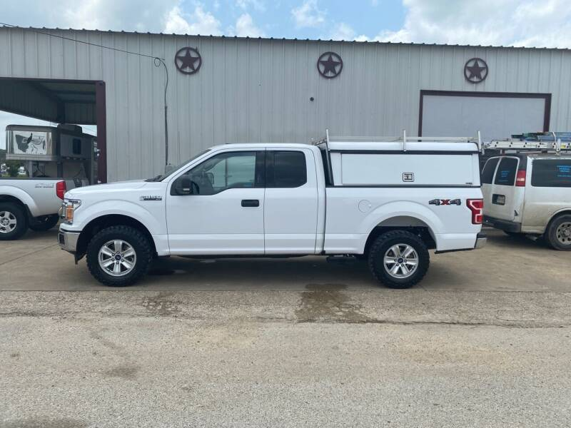 2018 Ford F-150 for sale at Circle T Motors INC in Gonzales TX