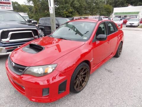 2011 Subaru Impreza for sale at Deer Park Auto Sales Corp in Newport News VA