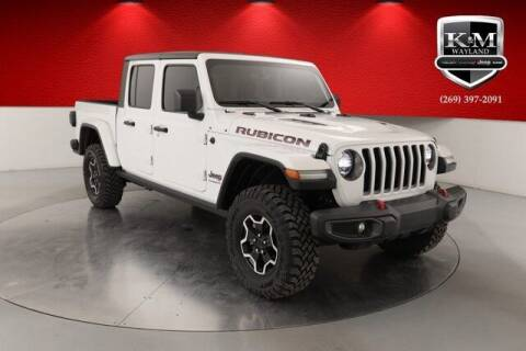 2020 Jeep Gladiator for sale at K&M Wayland Chrysler  Dodge Jeep Ram in Wayland MI