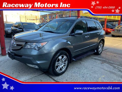 2008 Acura MDX for sale at Raceway Motors Inc in Brooklyn NY