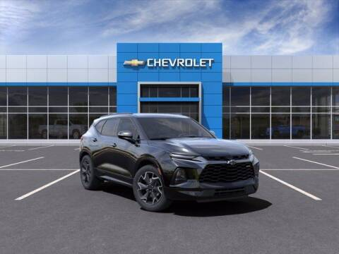 2021 Chevrolet Blazer for sale at Sands Chevrolet in Surprise AZ