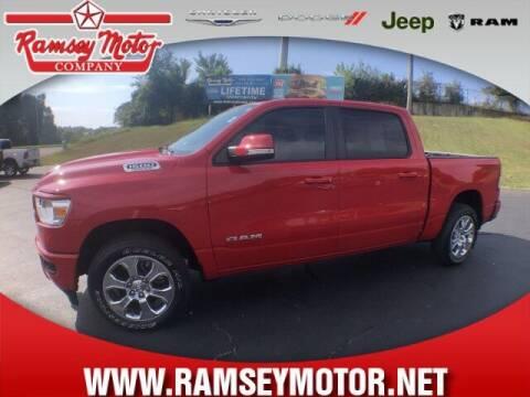 2020 RAM Ram Pickup 1500 for sale at RAMSEY MOTOR CO in Harrison AR
