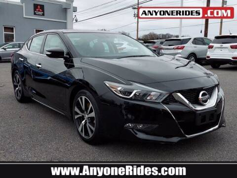 2017 Nissan Maxima for sale at ANYONERIDES.COM in Kingsville MD