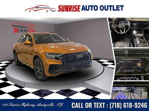 2019 Audi Q8 for sale at Sunrise Auto Outlet in Amityville NY