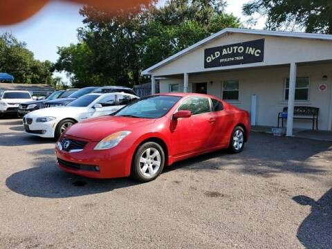 2009 Nissan Altima for sale at QLD AUTO INC in Tampa FL
