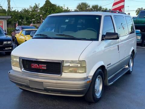 2002 GMC Safari for sale at KD's Auto Sales in Pompano Beach FL