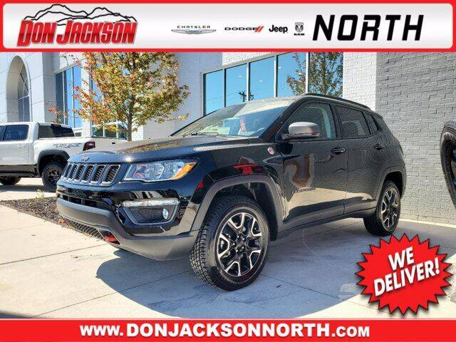 2021 Jeep Compass for sale in Cumming, GA
