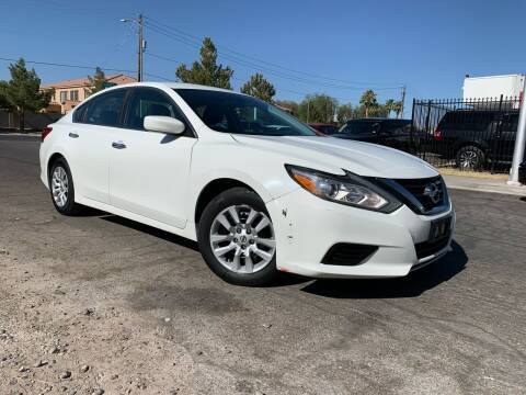 2016 Nissan Altima for sale at Boktor Motors in Las Vegas NV