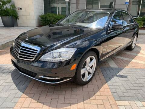 2010 Mercedes-Benz S-Class for sale at Mirabella Motors in Tampa FL