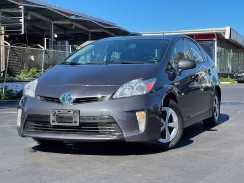 2012 Toyota Prius for sale at MAGIC AUTO SALES - Magic Auto Prestige in South Hackensack NJ